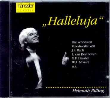 Halleluja * Audio-CD