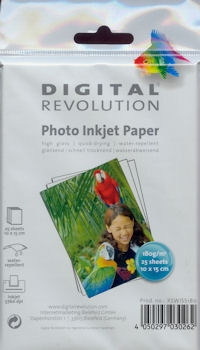 Digital Revolution Photo Inkjet Paper